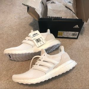 Adidas ULTRABOOST white brand new women